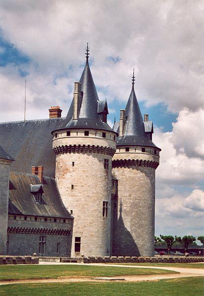 Fichier:France Loiret Sully-sur-Loire Chateau 02.jpg
