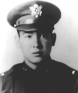 Francis B. Wai United States Army Medal of Honor recipient