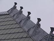 Frank Lloyd Wright - Beth Sholom Synagogue 8