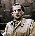 Frank Ryan from the International Brigades, Zaragoza, 5 April 1938 (28963225728).jpg