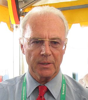 Franz Beckenbauer 2006 06 17