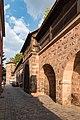 Frauentormauer 5, Mauerturm Blaues T Nürnberg 20180723 002.jpg