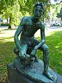 Frederik Engel Jeltsema zittende jongeling.jpg