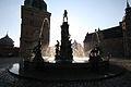 Frederiksborg Slot Hilleroed Denmark fountain1.jpg