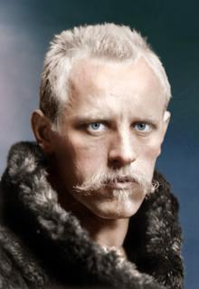 Fridtjof Nansen Norwegian polar explorer, scientist, diplomat, humanitarian and Nobel Peace Prize laureate (1861–1930)