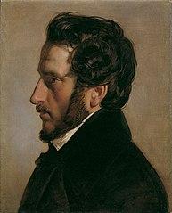 Der Maler Friedrich Gauermann