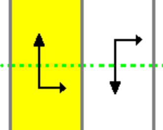 Cyclic group - Image: Frieze group 1g