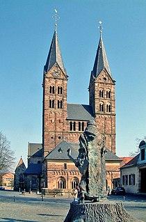 Saint Peters Church, Fritzlar Church in Fritzlar, Germany