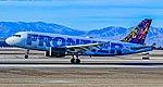 Frontier Airlines Airbus A319-111 N934FR (cn 2287) (42055693625).jpg