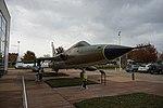 Frontiers of Flight Museum December 2015 009 (Republic F-105 Thunderchief).jpg