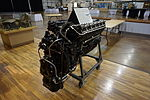 Frontiers of Flight Museum December 2015 057 (Rolls-Royce Merlin engine).jpg