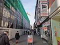 Fußgängerzone ~ Baustelle Aquis Plaza ~ Januar 2015.JPG