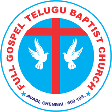 Full Gospel Telugu Baptist Church Official Logo.png
