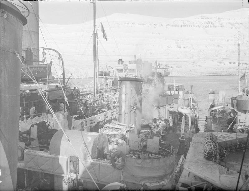 Fury in Iceland1943