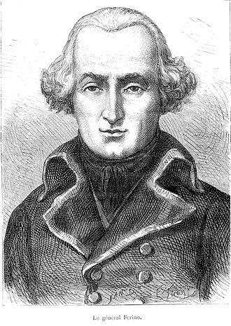 Battle of Haguenau (1793) - Pierre Ferino