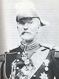 ElGeneral Raoul Le Mouton de Boisdeffre, artífice de la alianza militar con Rusia.