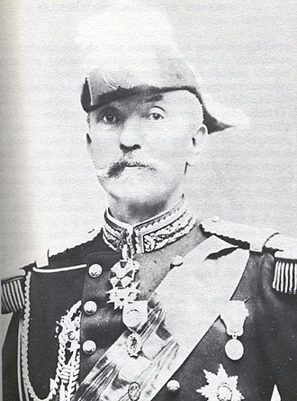 Dreyfus affair - General Raoul Le Mouton de Boisdeffre, architect of the military alliance with Russia