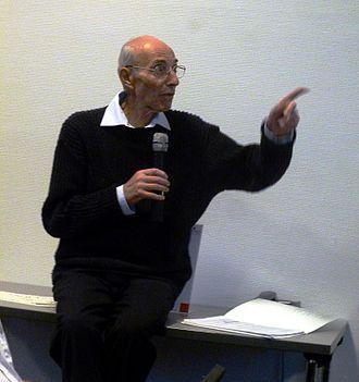 Gérard Fussman - Prof. Gerard Fussman at the Berlin symposium on Kushans in Dec. 2013