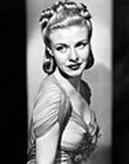 Ginger Rogers American actress and dancer