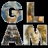 GLAM logo