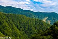 Gabala State Nature Sanctuary mountains view 2.jpg