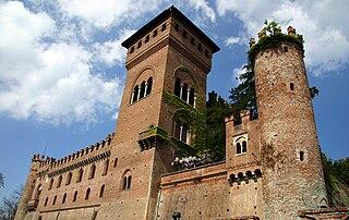 Gabiano Comune in Piedmont, Italy