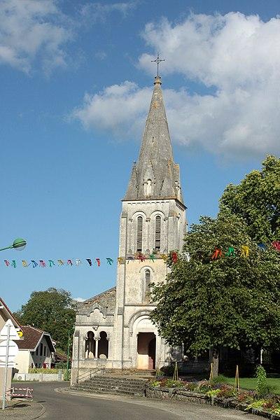 Church of Gaillères