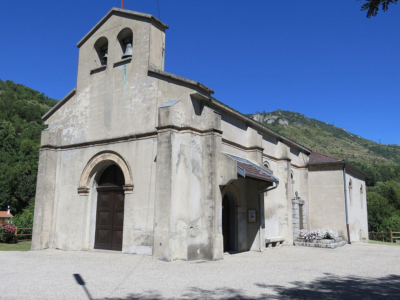 Garanou, Ariège, Eglise.jpg