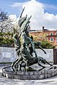 Garden Of Remembrance - Statue Of The Children of Lir by Oisín Kelly (Rebirth ^ Resurrection) - panoramio (3).jpg