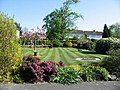 Gardens from The Street, Woodnesborough - geograph.org.uk - 407369.jpg