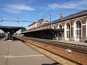 Image illustrative de l'article Gare d'Évreux-Normandie