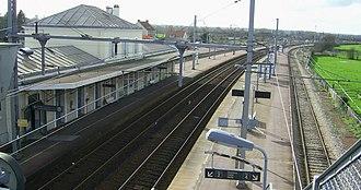 Gare de Lison - Lison station