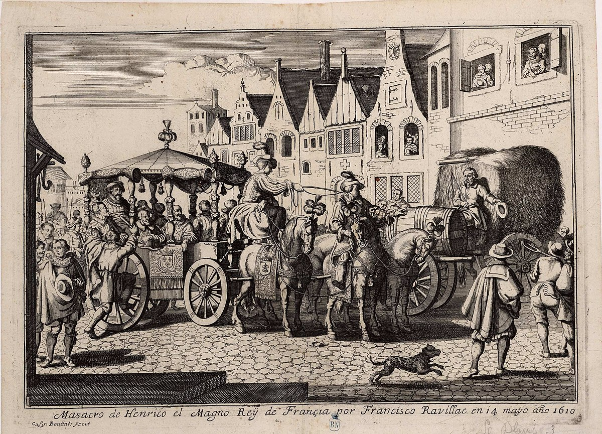 Gaspar bouttats-Masacro de Henrico el Magno Rey de Françia.jpg