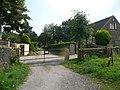 Gate, Denby Grange Lane, Whitley Upper - geograph.org.uk - 900747.jpg