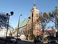 Gdańsk - konkatedra greckokatolicka św. Bartłomieja i Opieki Najświętszej Bogurodzicy (1).JPG