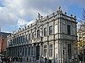 Gebouw, voormalige Proosdij, Burg 1, Brugge.JPG