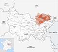 Gemeindeverbände im Département Haute-Saône 2019.png
