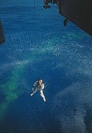 Gemini-5 Gordon Cooper recovery