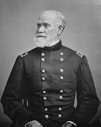 William S. Harney - Bvt. Maj. Gen. William S. Harney