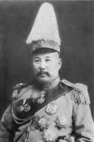 Ma Fuxiang - Ma Fuxiang