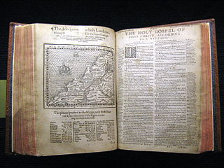 Geneva Bible English translation of the Bible