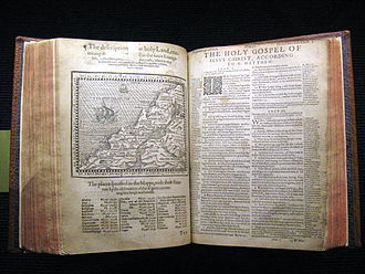 Geneva Bible - Geneva Bible 1560 edition