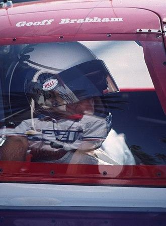 Geoff Brabham - Brabham in 1990