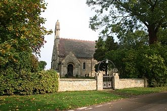 Aunsby and Dembleby - Dembleby: St Lucia's church