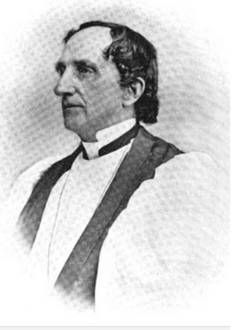 George M. Randall (bishop) - George Maxwell Randall (1810-1873)  Episcopal bishop of Missionary District of Colorado and Parts Adjacent.