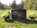 George N. Parks headstone.jpg