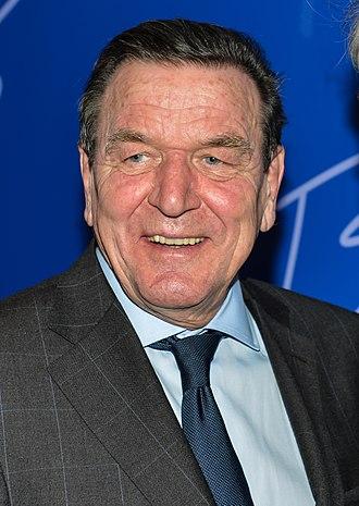 Gerhard Schröder - Gerhard Schröder in 2014