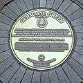 Germaine Greer Sydney Writers Walk plaque.jpg