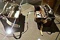 "German military field telephone Feldfernsprecher 1933 (FF33) used as ""felttelefon"" by Norwegian Army after WW2 until the 1990s. Armed Forces Museum (Forsvarsmuseet) Oslo, Norway 2020-02-25 3267.jpg"