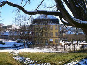 Gersfeld - Baroque castle